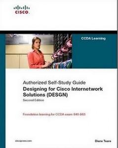 Designing for Cisco Internetwork Solutions - Student Guide v1.1