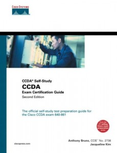 Cisco Press 640-861 CCDA Exam Certification Guide 2nd edition