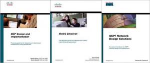 3 Books By Sam Halabi - BGP Design Case Studies/Tutorial (1995), Metro Ethernet (2003), OSPF Design Guide (1996)