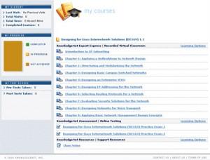 Designing for Cisco Internetwork Solutions (DESGN) 1.1