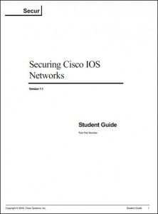 CCSP_KnowledgeNet_Securing_Cisco_IOS_Networks_(SECUR)_1.1_Student_Guide_www.default.am